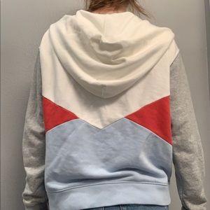 Levi's Tops - LEVI'S Quarter zip hoodie